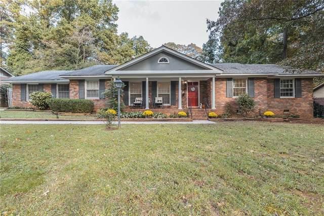 1755 Kimberly Drive SW, Marietta, GA 30008 (MLS #6955527) :: North Atlanta Home Team