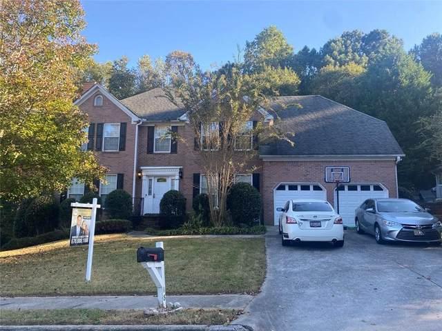 1869 Manor Oak Lane, Buford, GA 30519 (MLS #6955564) :: Path & Post Real Estate