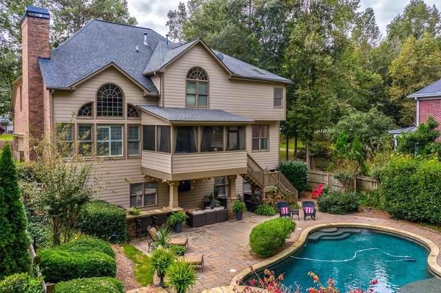 1015 Riverhaven Drive, Suwanee, GA 30024 (MLS #6955578) :: North Atlanta Home Team