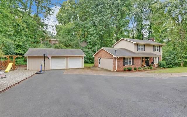 4523 Holiday Heights Dr, Oakwood, GA 30566 (MLS #6955583) :: North Atlanta Home Team