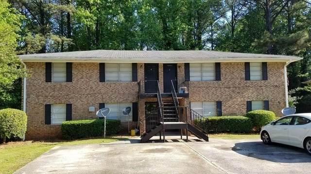 559 Evergreen Terrace, Forest Park, GA 30297 (MLS #6955587) :: Tonda Booker Real Estate Sales