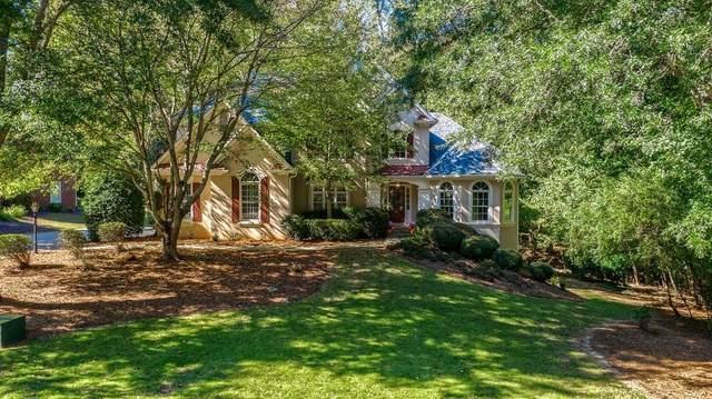 46 Grand Avenue, Suwanee, GA 30024 (MLS #6955595) :: North Atlanta Home Team