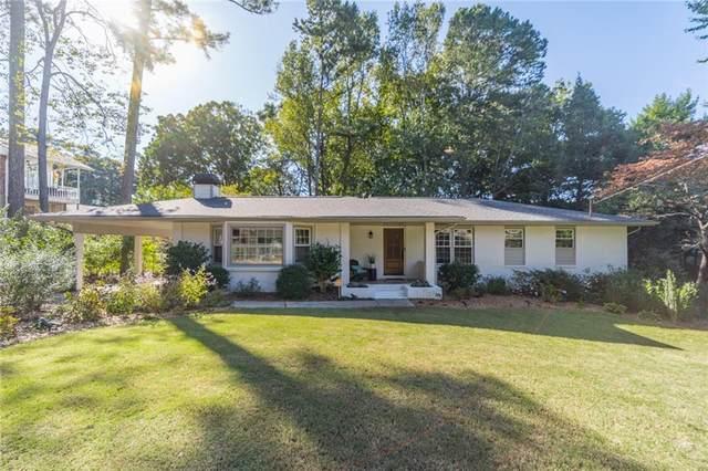 2871 Delcourt Drive, Decatur, GA 30033 (MLS #6955603) :: North Atlanta Home Team
