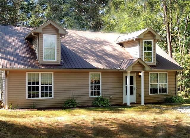 399 Fireside Ridge Drive, Dahlonega, GA 30533 (MLS #6955614) :: RE/MAX One Stop