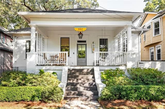 550 Boulevard SE, Atlanta, GA 30312 (MLS #6955637) :: North Atlanta Home Team