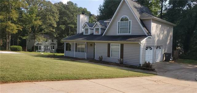 757 Bedrock Run, Lawrenceville, GA 30043 (MLS #6955639) :: The Kroupa Team | Berkshire Hathaway HomeServices Georgia Properties
