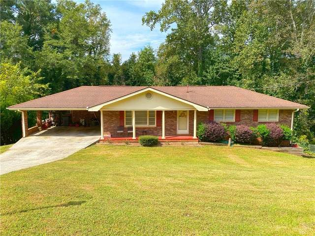 2560 Creekview Drive SW, Marietta, GA 30008 (MLS #6955649) :: The Zac Team @ RE/MAX Metro Atlanta