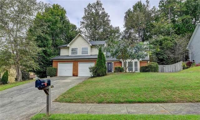 1337 Burnt Wood Court, Lawrenceville, GA 30044 (MLS #6955675) :: Path & Post Real Estate