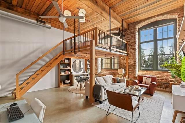 170 Boulevard SE H-221, Atlanta, GA 30312 (MLS #6955687) :: Tonda Booker Real Estate Sales