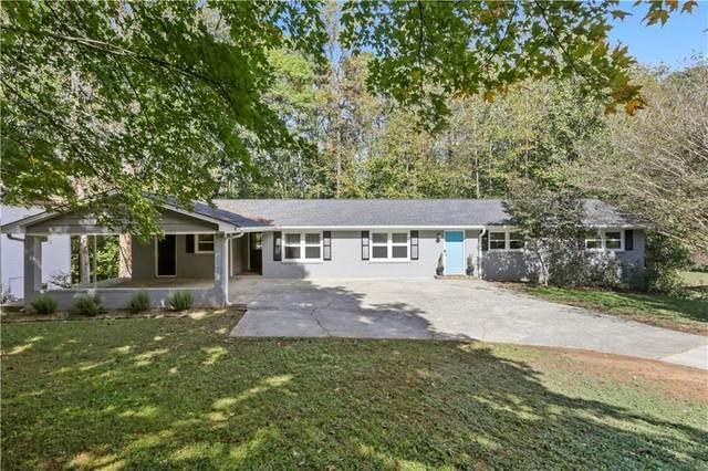 3803 Cline Drive SE, Smyrna, GA 30082 (MLS #6955691) :: RE/MAX Center