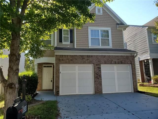 808 Forsythia Way, Canton, GA 30114 (MLS #6955692) :: Kennesaw Life Real Estate