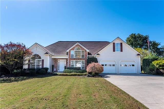 36 Sassafras Trail NE, Cartersville, GA 30121 (MLS #6955709) :: North Atlanta Home Team