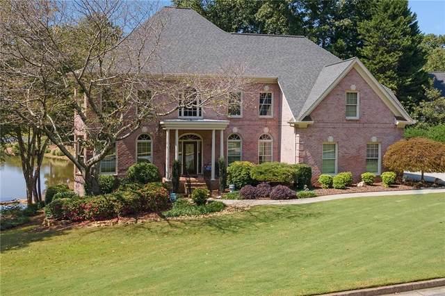 9025 Nesbit Lakes Drive, Alpharetta, GA 30022 (MLS #6955719) :: Scott Fine Homes at Keller Williams First Atlanta
