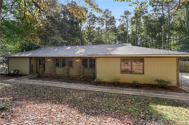 1610 Overlook Court NW, Kennesaw, GA 30144 (MLS #6955735) :: North Atlanta Home Team