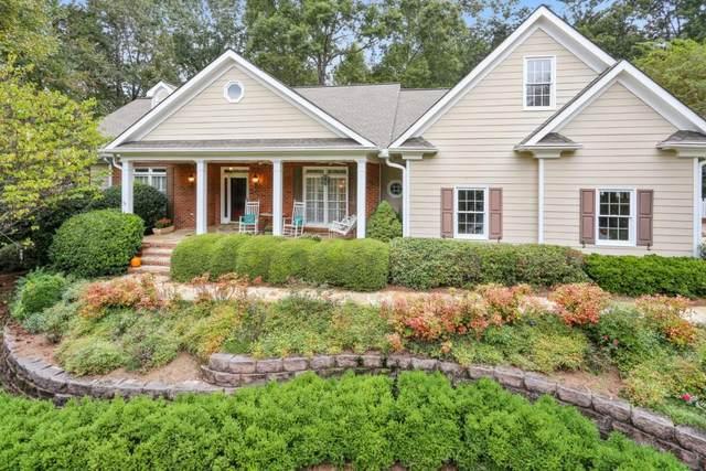 2372 Habersham Drive SW, Marietta, GA 30064 (MLS #6955736) :: North Atlanta Home Team