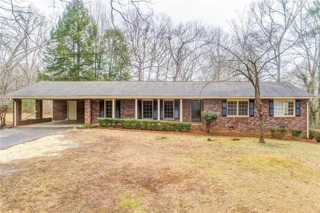 383 Valley Ridge Drive, Canton, GA 30115 (MLS #6955766) :: Kennesaw Life Real Estate