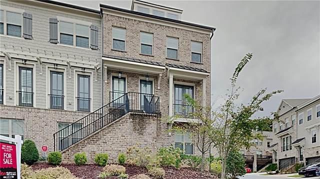 2277 Mclean Chase SE, Smyrna, GA 30080 (MLS #6955777) :: Kennesaw Life Real Estate