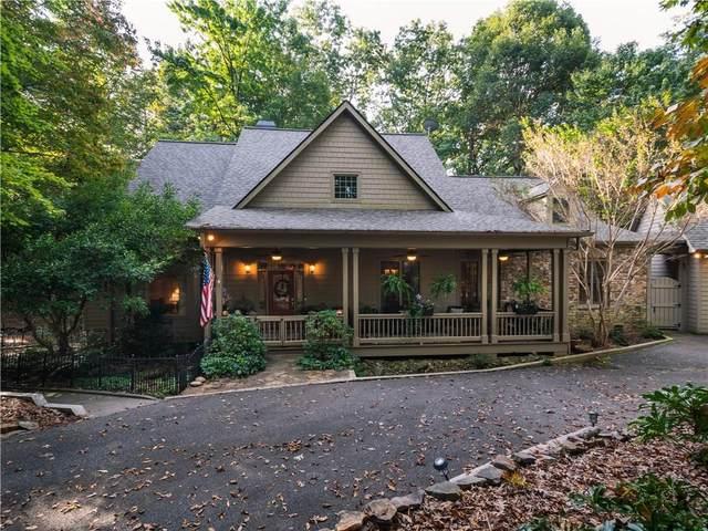 65 Wood Duck Way, Big Canoe, GA 30143 (MLS #6955792) :: HergGroup Atlanta