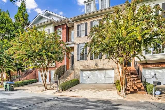 4316 Kingston Gate Cove, Atlanta, GA 30341 (MLS #6955811) :: RE/MAX Paramount Properties