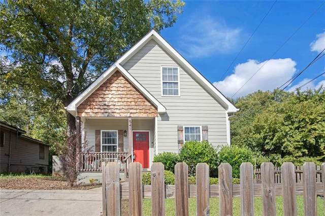 541 Grant Street SW, Atlanta, GA 30315 (MLS #6955842) :: Maximum One Partners