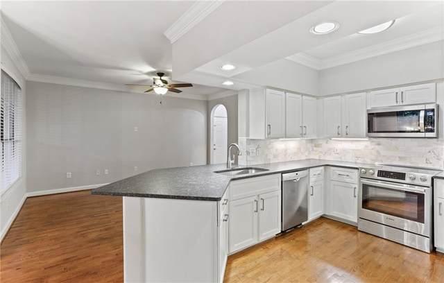3777 Peachtree Road NE #523, Brookhaven, GA 30319 (MLS #6955878) :: The Kroupa Team | Berkshire Hathaway HomeServices Georgia Properties