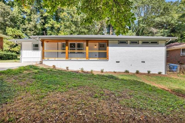 1761 Detroit Avenue NW, Atlanta, GA 30314 (MLS #6955881) :: Path & Post Real Estate