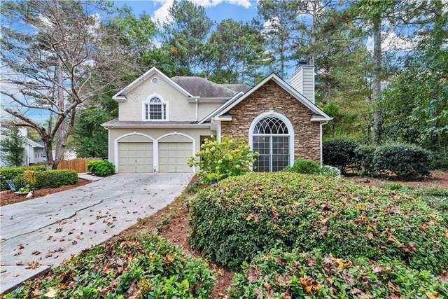 5056 Rodrick Trail, Marietta, GA 30066 (MLS #6955882) :: Path & Post Real Estate