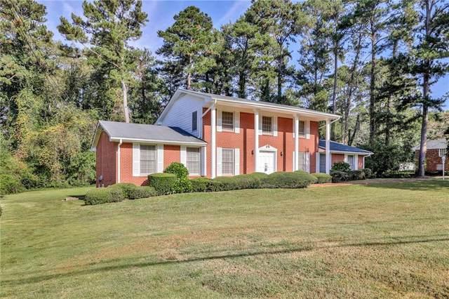 3377 Charlemagne Drive, Decatur, GA 30034 (MLS #6955889) :: HergGroup Atlanta