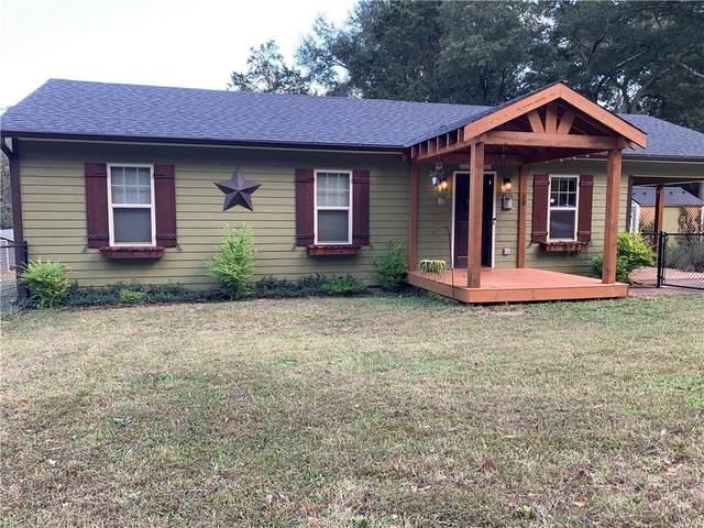 39 Dobson Drive SW, Euharlee, GA 30120 (MLS #6955905) :: North Atlanta Home Team