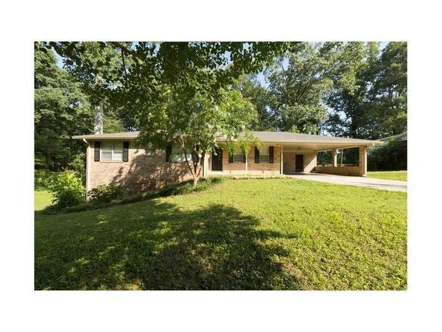 184 Wana Circle, Mableton, GA 30126 (MLS #6955922) :: Kennesaw Life Real Estate