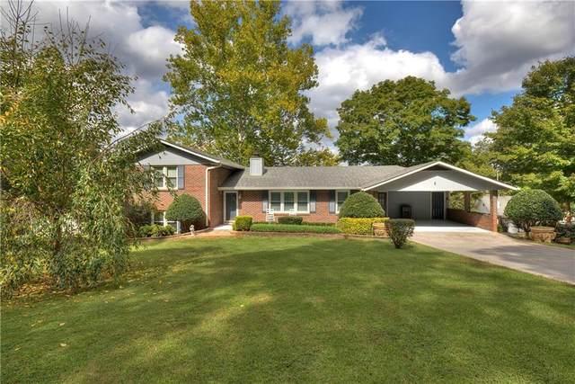 96 Lewis Drive, Cartersville, GA 30120 (MLS #6955944) :: The Kroupa Team   Berkshire Hathaway HomeServices Georgia Properties