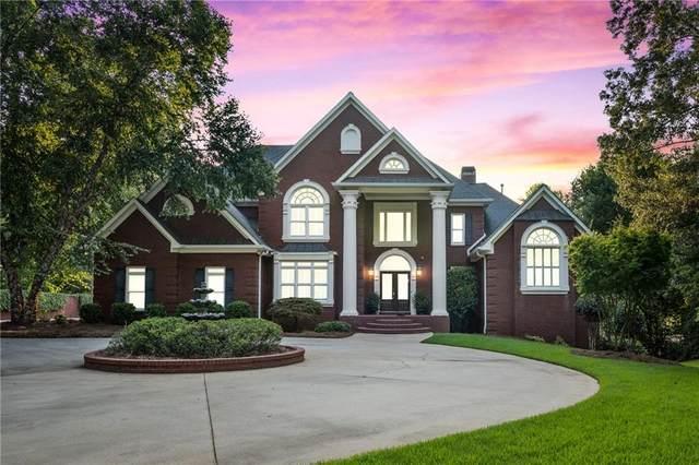 124 Darwish Drive, Mcdonough, GA 30252 (MLS #6955946) :: North Atlanta Home Team