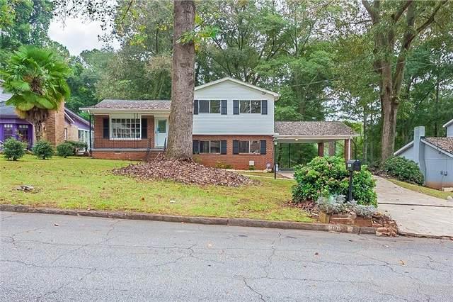 1923 Rollingwood Drive SE, Atlanta, GA 30316 (MLS #6955958) :: North Atlanta Home Team