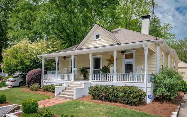 106 Holland Street NW, Marietta, GA 30064 (MLS #6955972) :: The Kroupa Team | Berkshire Hathaway HomeServices Georgia Properties