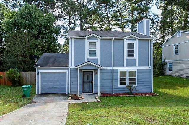 6273 Creekford Lane, Lithonia, GA 30058 (MLS #6955978) :: Path & Post Real Estate