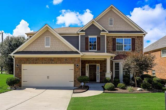 1581 Blue Sail Avenue, Grayson, GA 30017 (MLS #6955987) :: North Atlanta Home Team