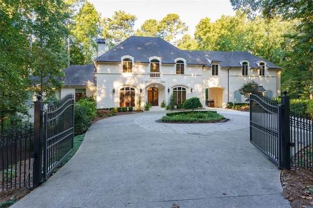 1720 Mount Paran Road NW, Atlanta, GA 30327 (MLS #6955997) :: North Atlanta Home Team