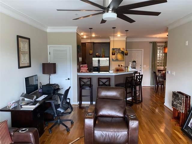 10 Perimeter Summit Boulevard NE #3318, Brookhaven, GA 30319 (MLS #6956006) :: Dillard and Company Realty Group