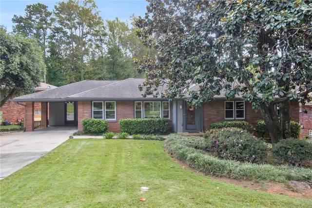 1324 Holly Lane NE, Atlanta, GA 30329 (MLS #6956023) :: Dillard and Company Realty Group