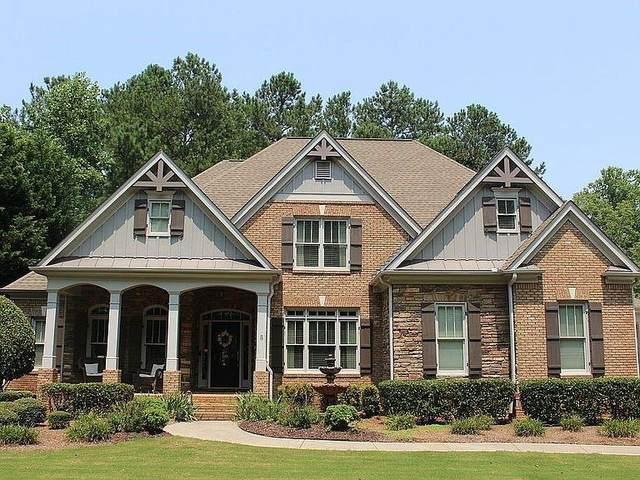 5166 Hill Road NW, Acworth, GA 30101 (MLS #6956024) :: North Atlanta Home Team