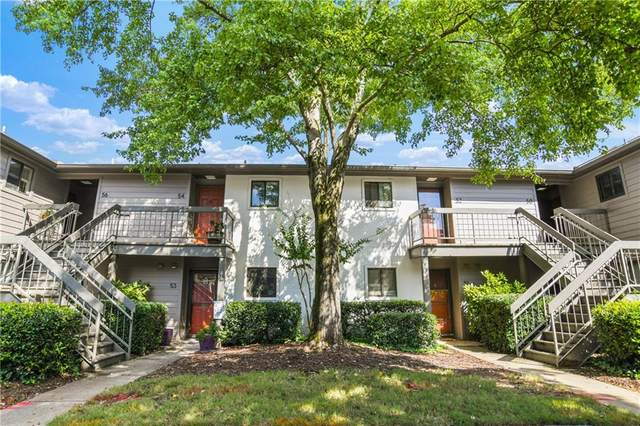54 Finch Trail NE, Atlanta, GA 30308 (MLS #6956035) :: The Kroupa Team | Berkshire Hathaway HomeServices Georgia Properties