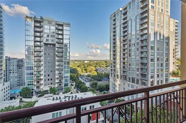 1101 Juniper Street NE #702, Atlanta, GA 30309 (MLS #6956036) :: The Kroupa Team   Berkshire Hathaway HomeServices Georgia Properties