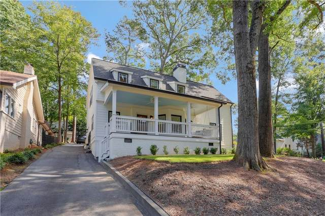 2191 Stephen Long Drive NE, Atlanta, GA 30305 (MLS #6956055) :: Rock River Realty