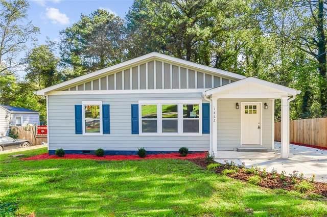 1862 Meadow Lane, Decatur, GA 30032 (MLS #6956069) :: Path & Post Real Estate