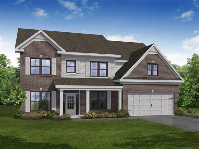 3616 Andover Way, Buford, GA 30519 (MLS #6956087) :: Dawn & Amy Real Estate Team