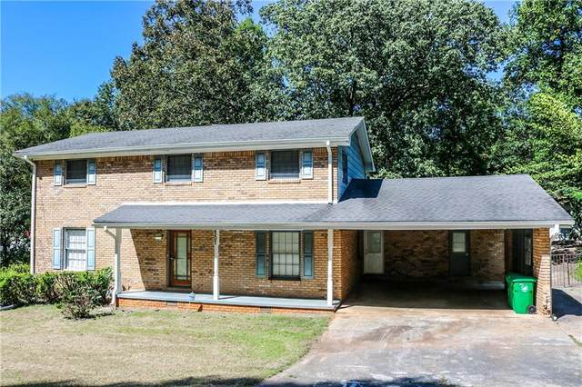2307 Troy Cove Road, Decatur, GA 30035 (MLS #6956097) :: Path & Post Real Estate