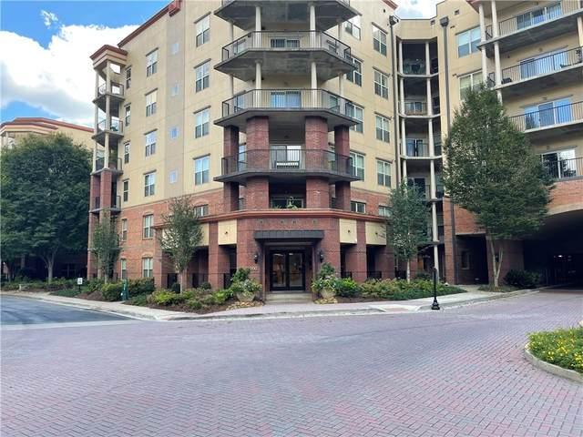 200 River Vista Drive #641, Sandy Springs, GA 30339 (MLS #6956106) :: Kennesaw Life Real Estate