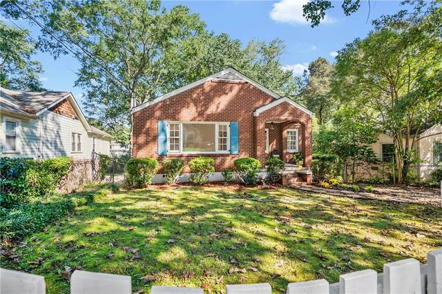 1384 Glenwood Avenue SE, Atlanta, GA 30316 (MLS #6956117) :: Path & Post Real Estate
