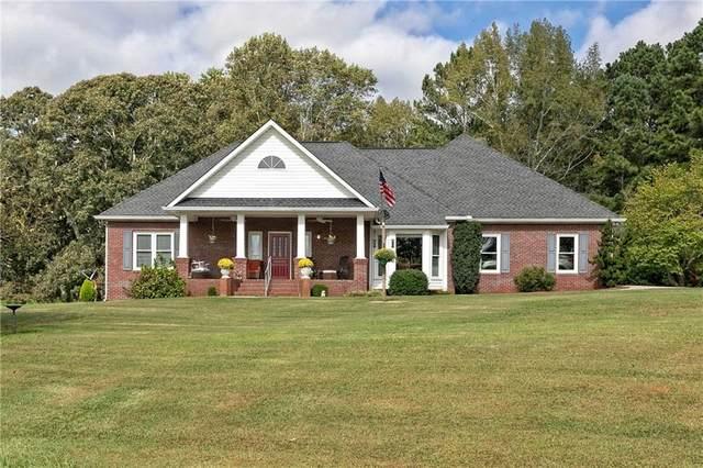 508 Mccready Drive, Dallas, GA 30157 (MLS #6956121) :: North Atlanta Home Team