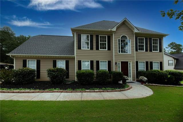 525 Peachtree Parc Court, Lawrenceville, GA 30043 (MLS #6956170) :: Path & Post Real Estate